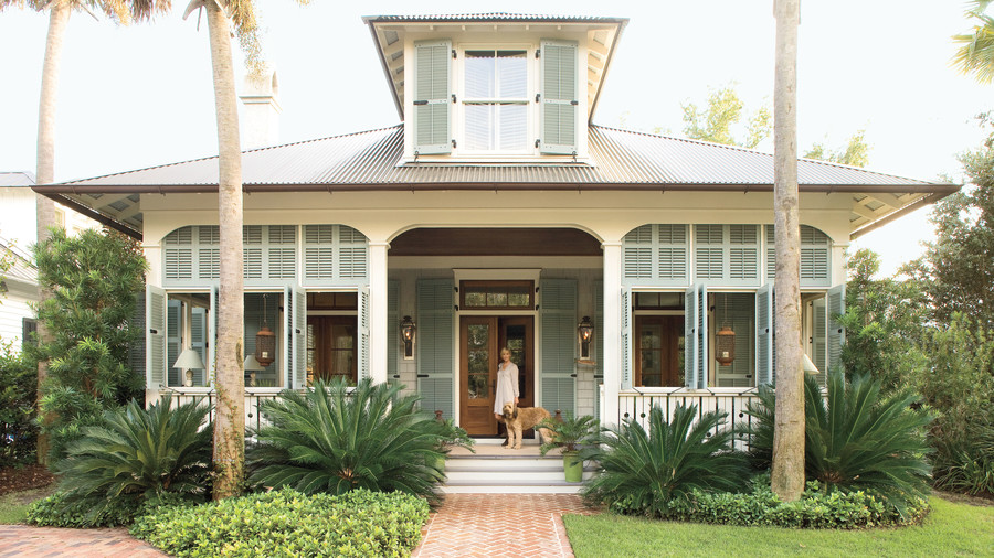 Coastal Prefabricated Home Southern Living