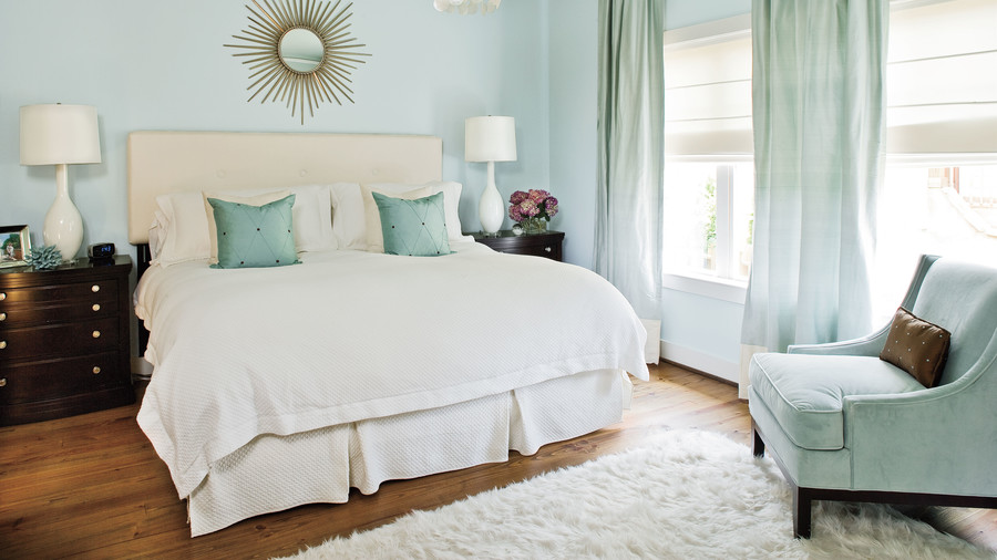 Beautiful Jill Boothby Master Bedroom