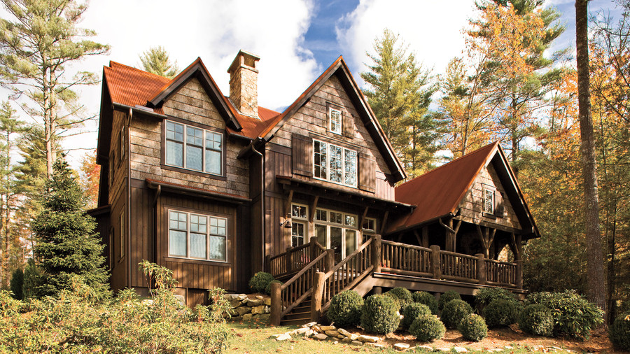 Best New Cottage: Cow Rock Cottage