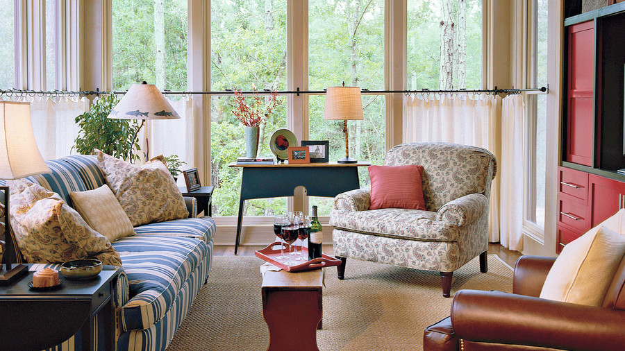 living room without sofa 106 living room decorating ideas southern living 12411
