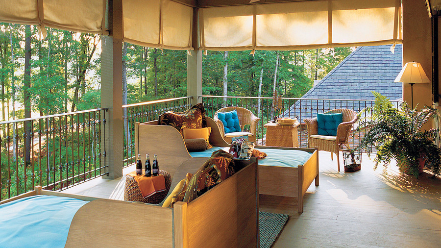 IDEA #10: Include a Sleeping Porch