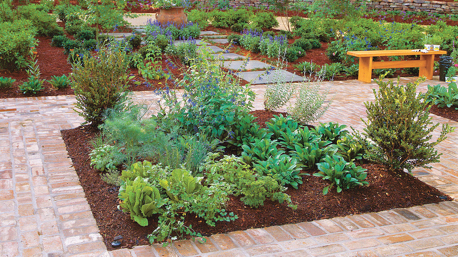 IDEA #5: Spice Up a Kitchen Garden