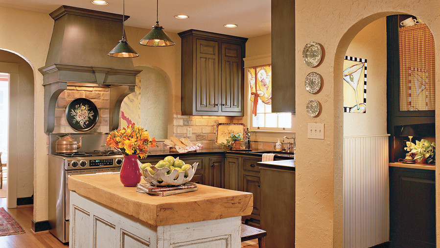 Kitchen Style kitchen inspiration - southern living