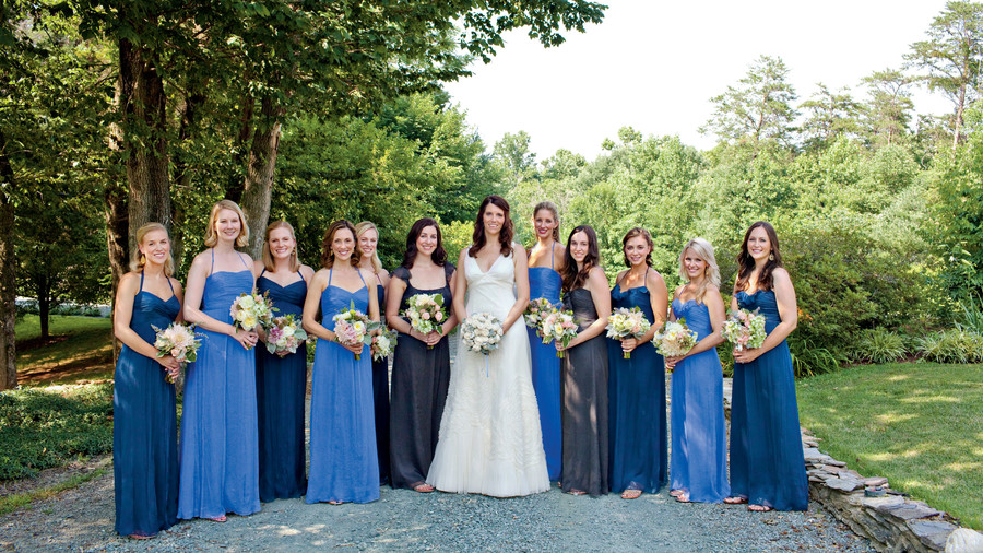 Keli's Bridesmaids