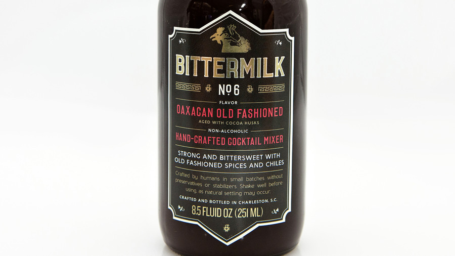Bittermilk Oaxacan Old Fashioned Mixer