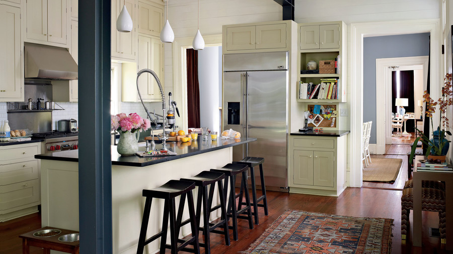 Charleston Single House Kitchen