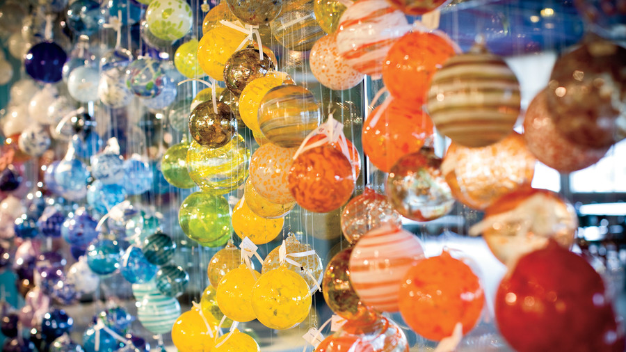 Southern Christmas Vacations: Louisville Glassworks