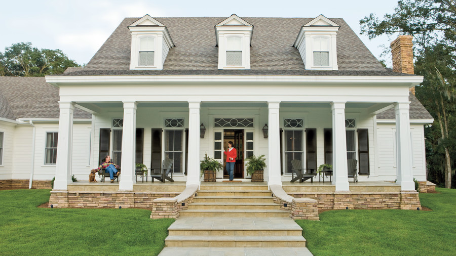 7 decorating tips that will make a new place feel like home for Southern style home designs