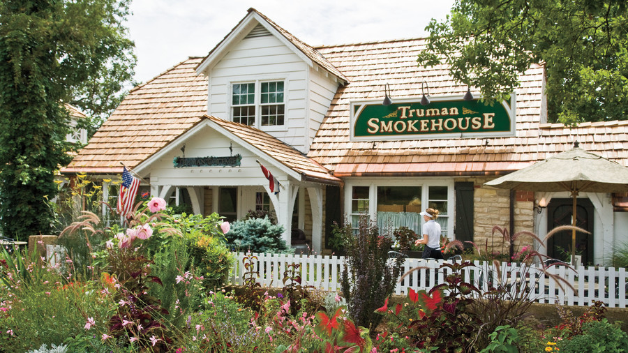truman smokehouse at big cedar lodge