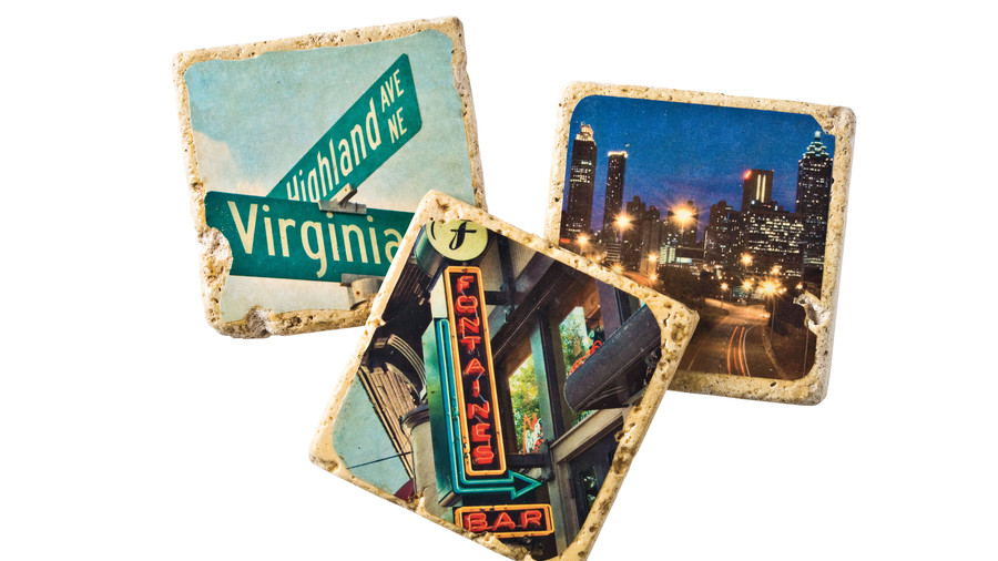 Southern Christmas Vacations: Vintage Atlanta Coasters