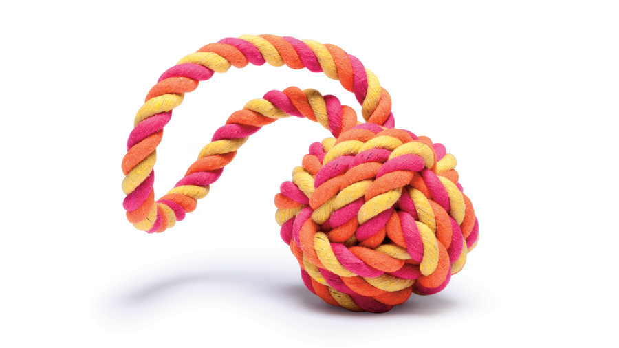 Cotton Rope Toy