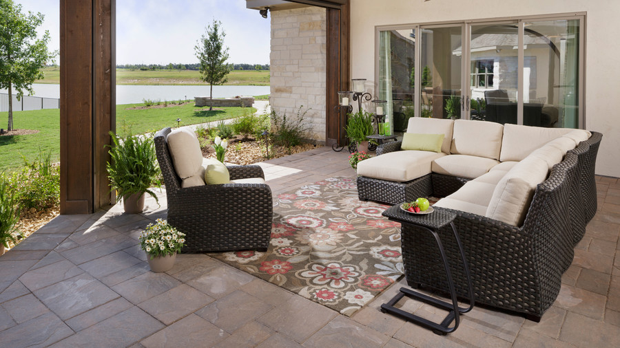 Morning Star Outdoor Living Room