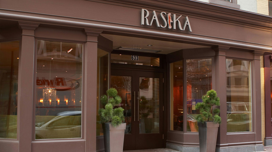 Rasika West End Washington DC