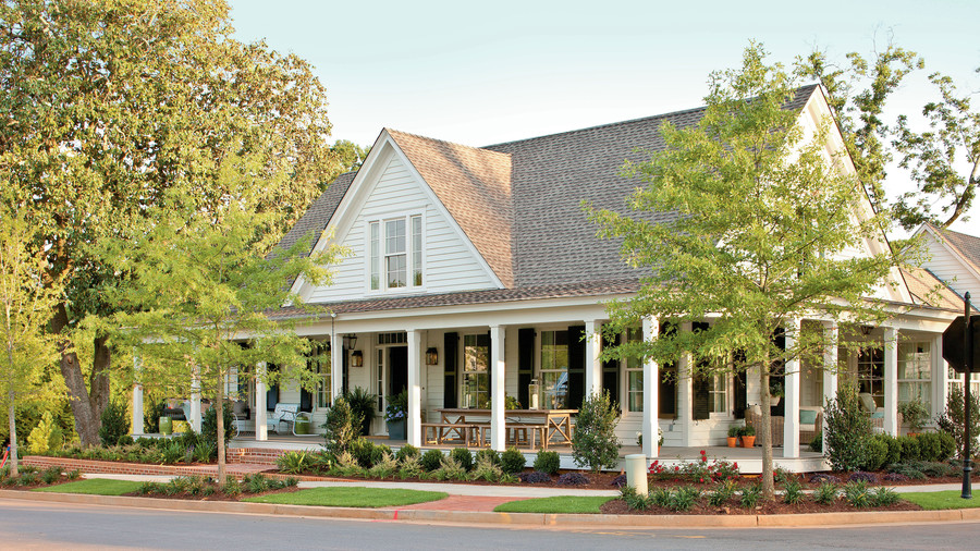 Dreamy House Plans Built for Retirement - Southern Living