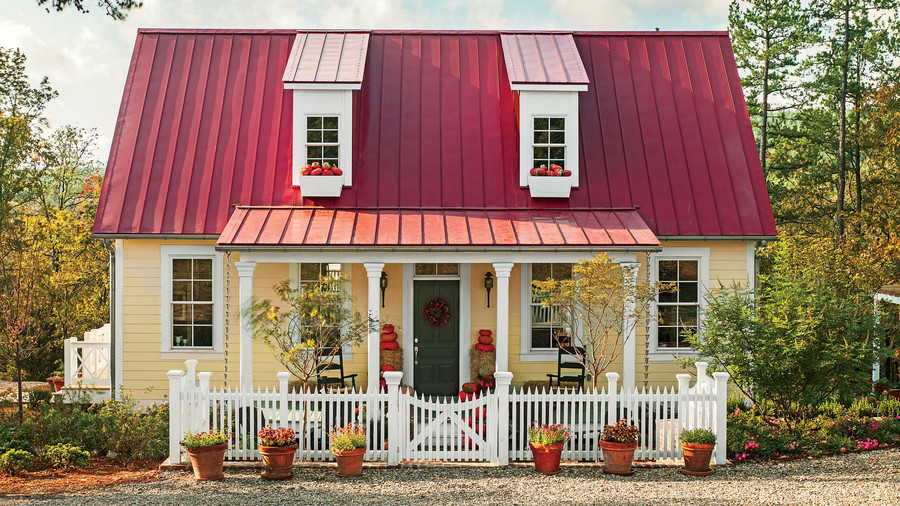 Small & Smart Cottage Style