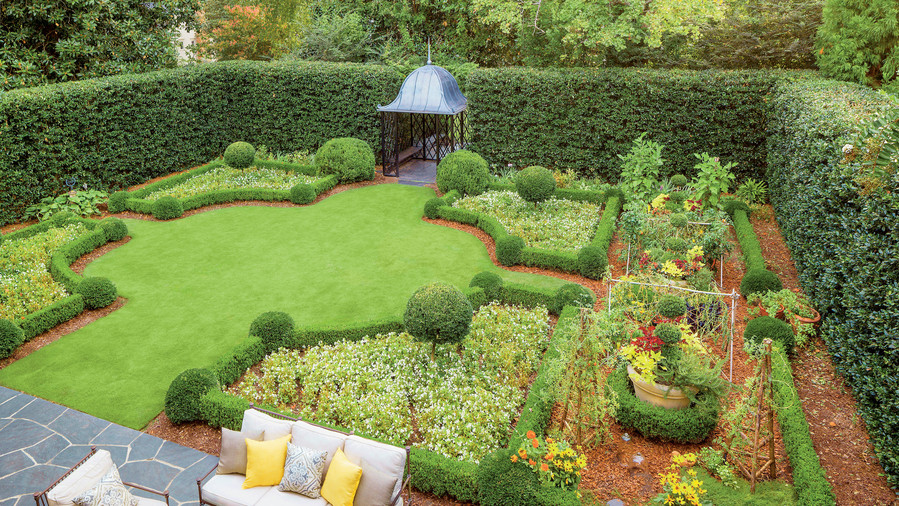 The South\'s Best Gardens - Southern Living