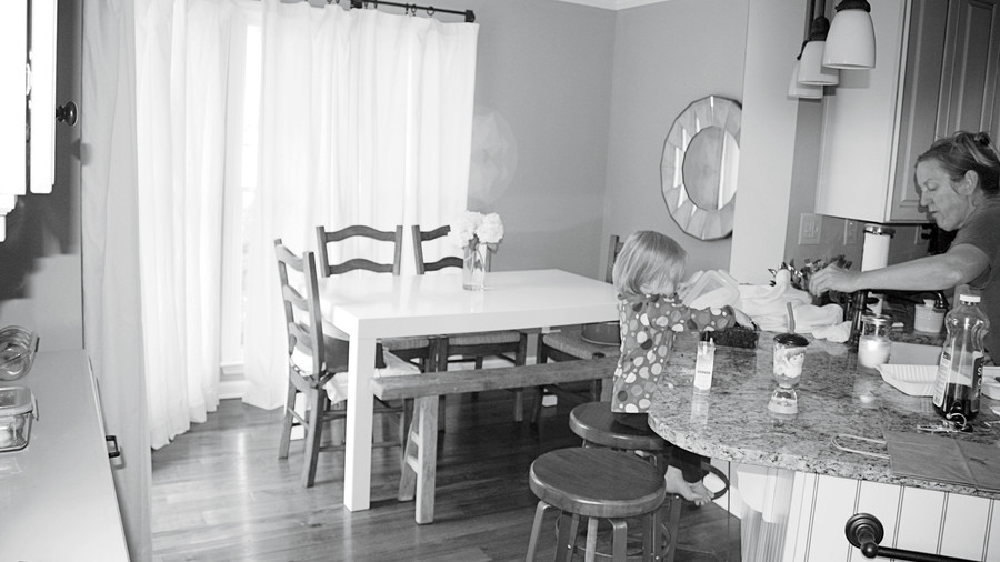 Before: Rightsize Remodel Dining Room