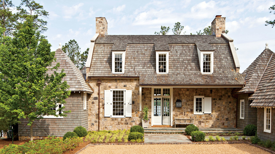 Timeless Southern Lake House