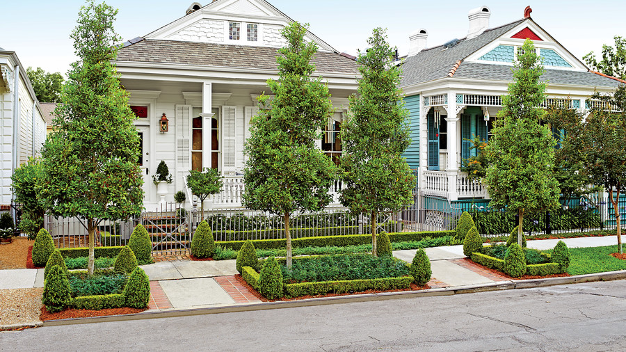 New Orleans Cottage: After