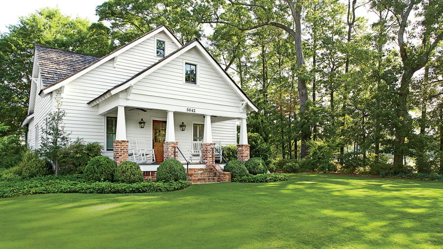 Classic Georgia Bungalow After