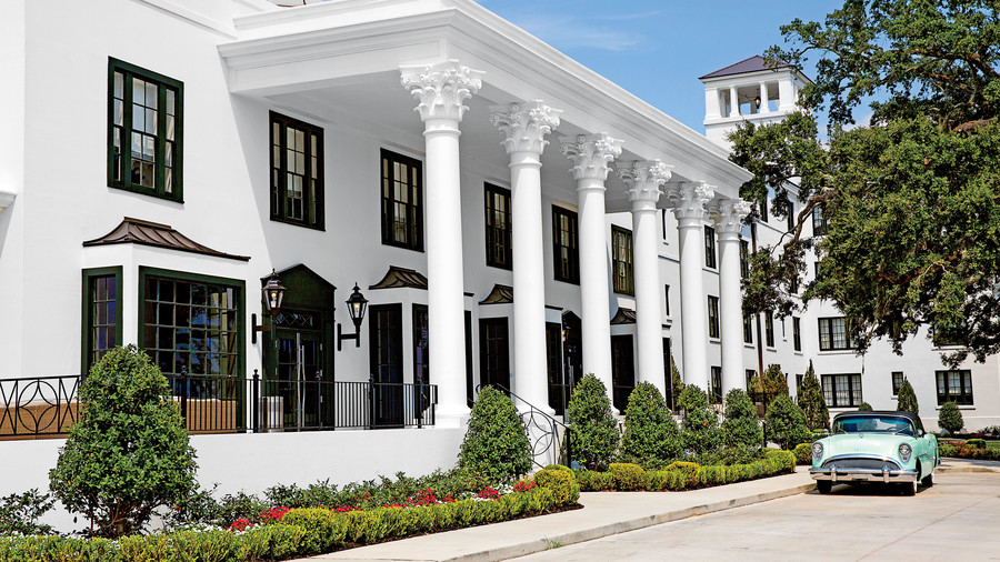 The White House Hotel