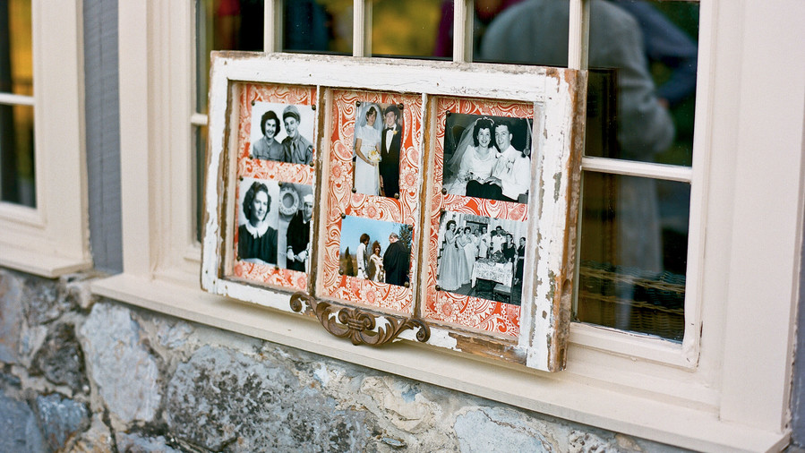 Antique Wedding Memento