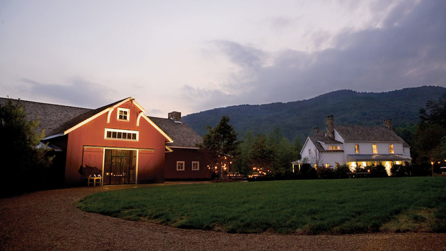 Tennessee: The Barn at Blackberry Farm
