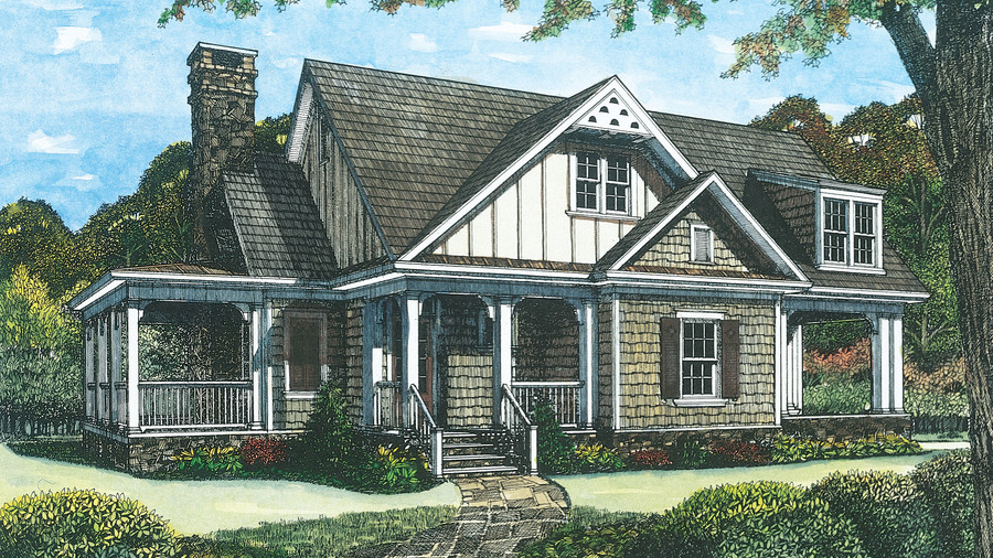 18 small house plans - southern living