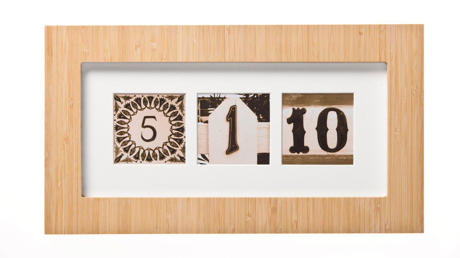 Wedding Gift Ideas: Framed Wedding Date