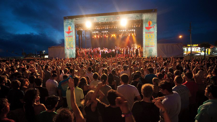 The Hangout Beach Music and Arts Festival