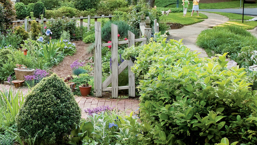 Cottage Garden Design - Southern Living