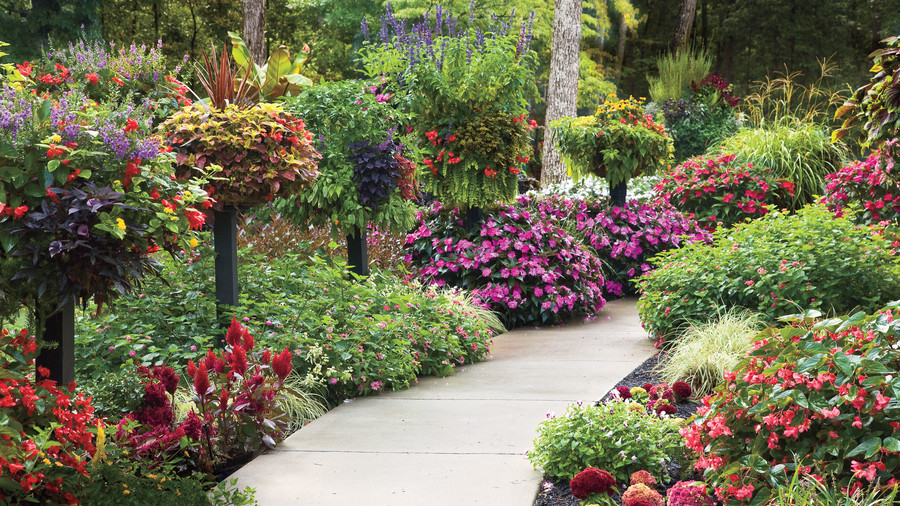 10 best landscaping ideas southern living for Home and garden design center colorado springs