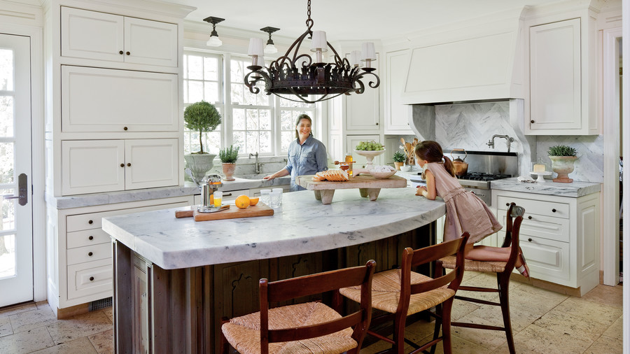 White Kitchen Remodel Pictures all-time favorite white kitchens - southern living