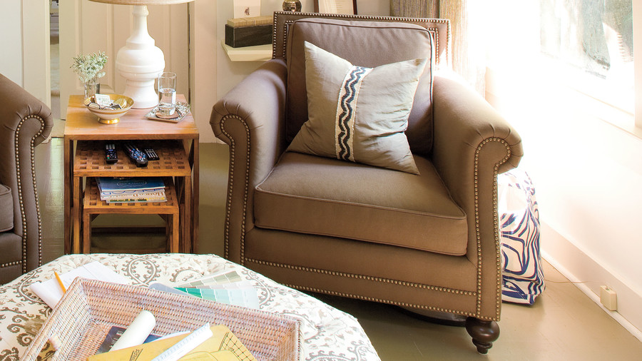 Living Room Decor with a Personal Touch  Club ChairsA Living Room Redo with a Personal Touch  Decorating Ideas  . Redo Living Room. Home Design Ideas
