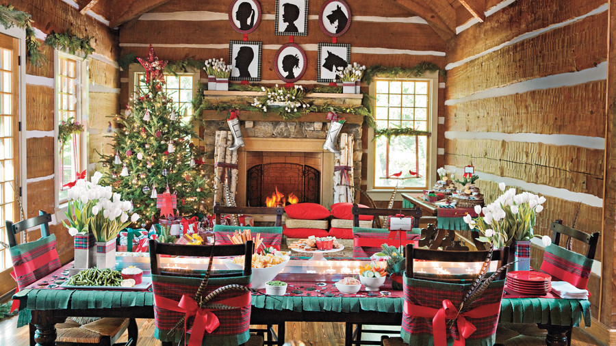 Christmas Decorating 100 fresh christmas decorating ideas - southern living