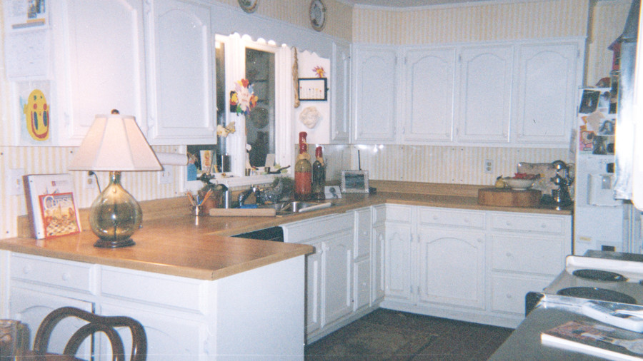 Kitchen Makeover Before