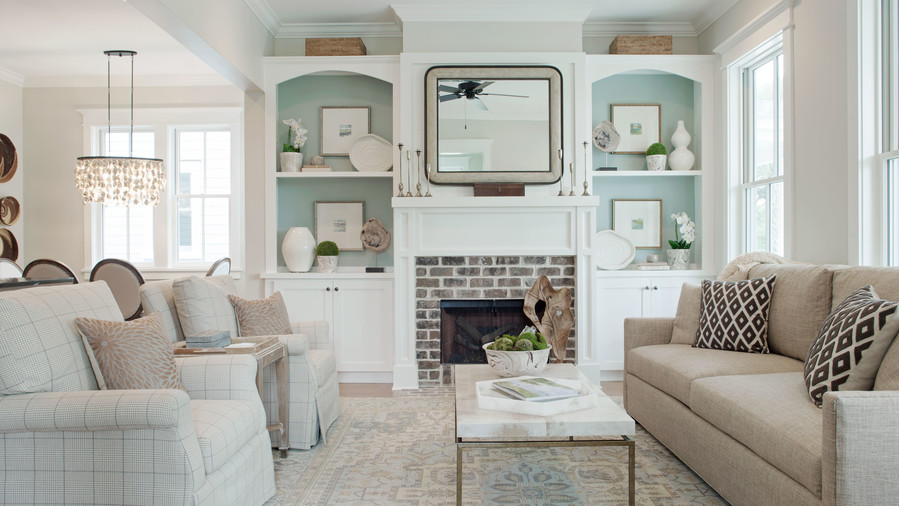 Southern Living Inspired Home at Habersham - Southern Living