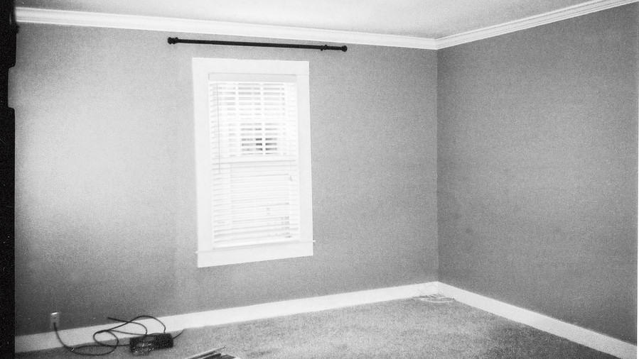 Comfy Living Room Before