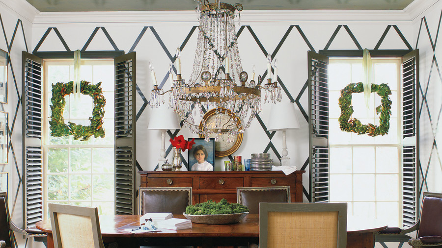 Decorating The House For Christmas 100 fresh christmas decorating ideas - southern living