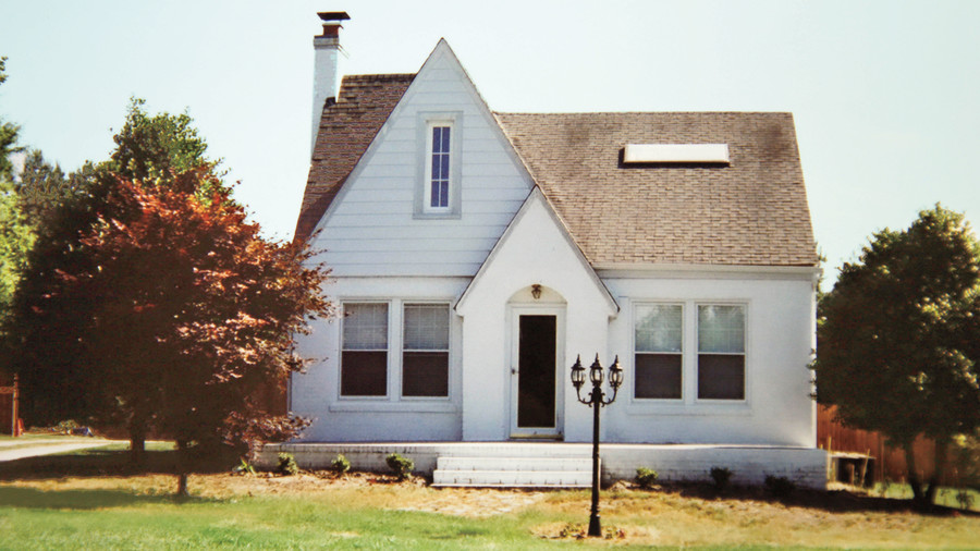 House Makeover Ideas: Tudor Revival-style Home Before