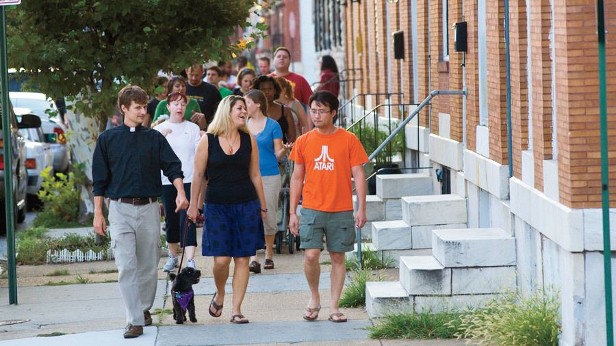 Best Neighborhoods: Citizens on Patrol in Patterson Park