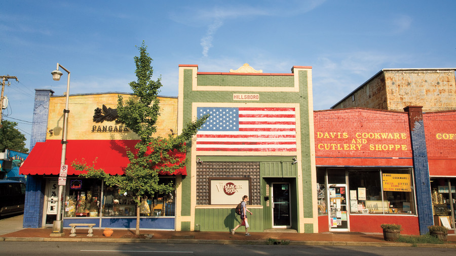 Nashville Shopping: Hillsboro Village