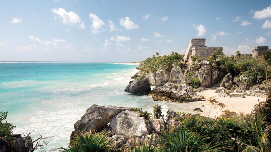Beach Vacations: Tulum, Mexico