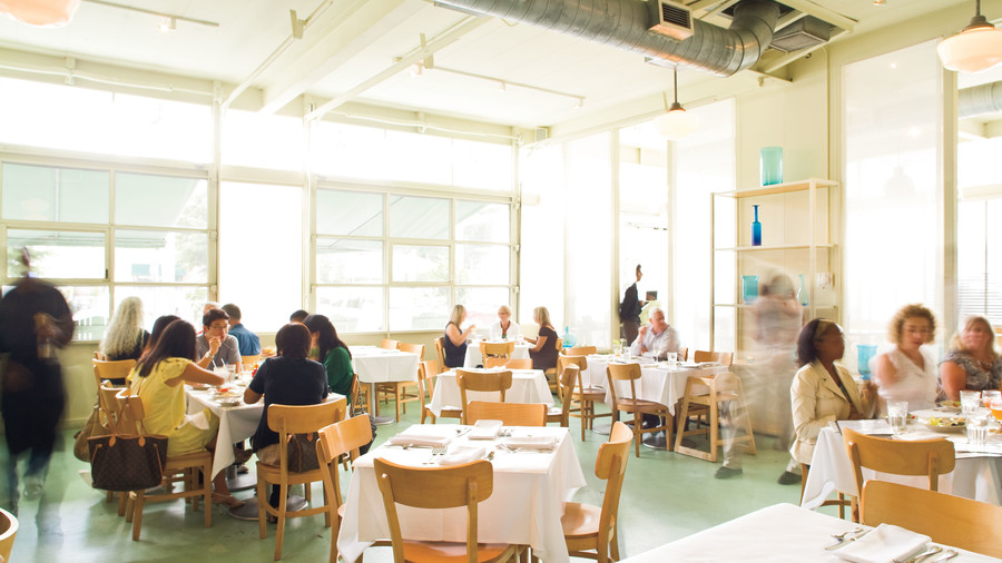Emily Saliers's Watershed Restaurant