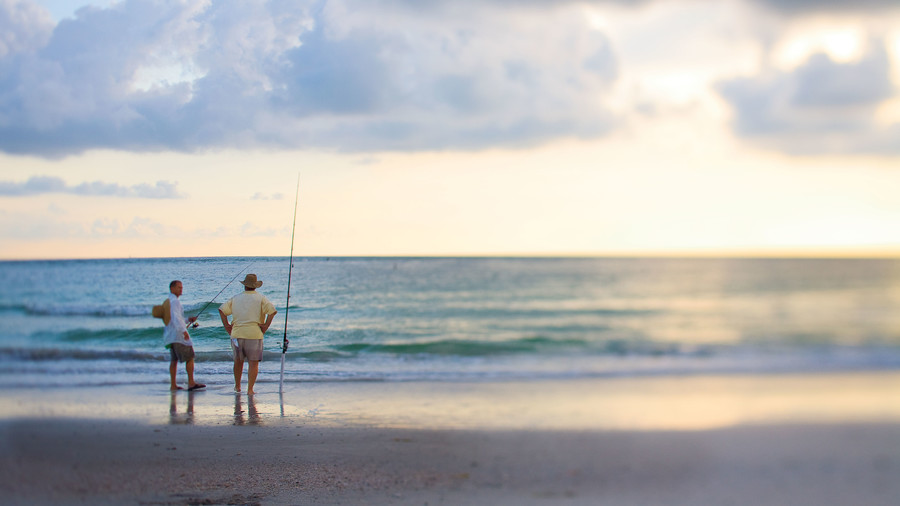 Winter beach vacations and cruises southern living for Winter vacations in florida