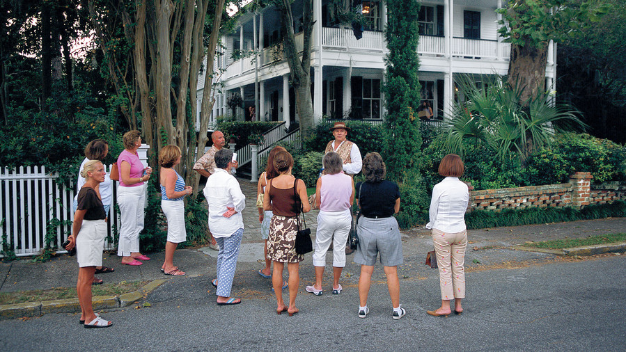 Take a Stroll in Beaufort