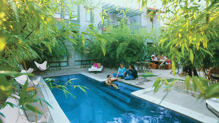 Slide Show Cool Pools Great Stays Southern Living
