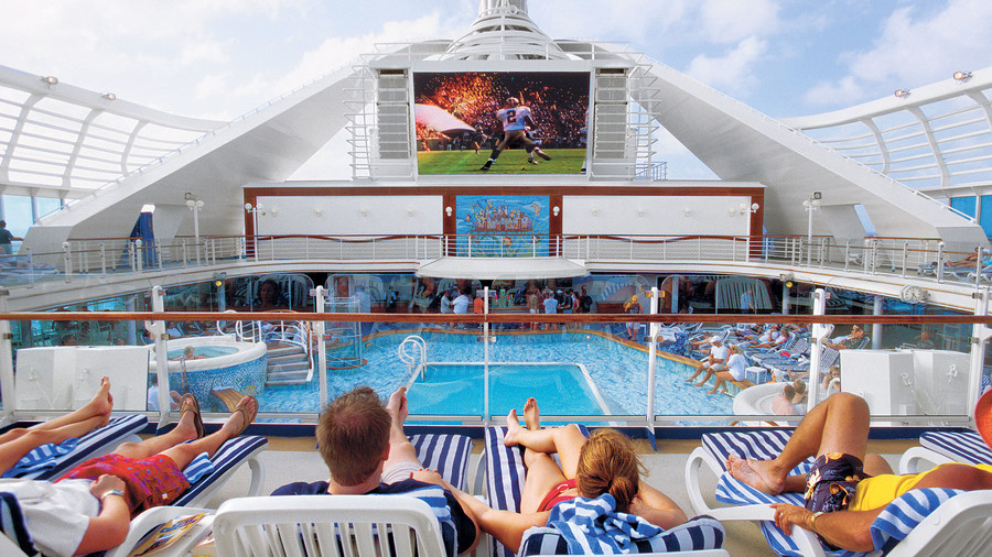 Float Away on a Dream Cruise