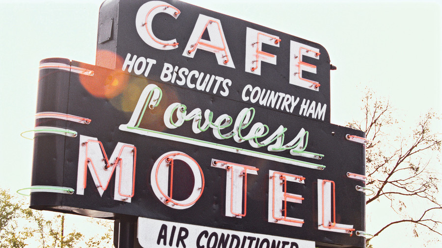 RX_Loveless Motel and Cafe