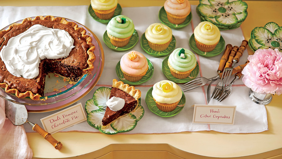 Our Best Cupcake Recipes - Southern Living